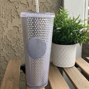 Starbucks Bling Studded Tumbler